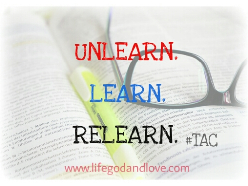 Oladapo Omotosho: Unlearn, Learn and Re-learn
