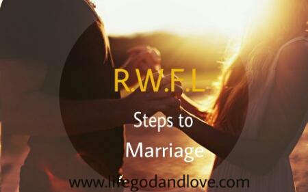 Iyanuloluwa: R.W.F.L; The steps to Marriage.