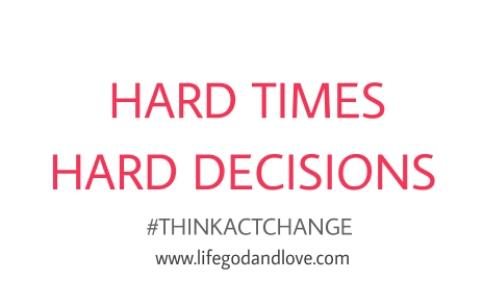 Oladapo Omotosho: Hard Times. Hard Decisions.