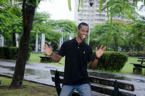 About Me: Oladapo Omotosho