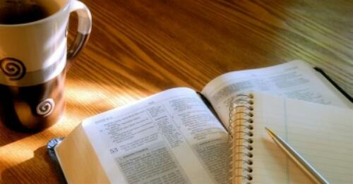 New Bible Study!