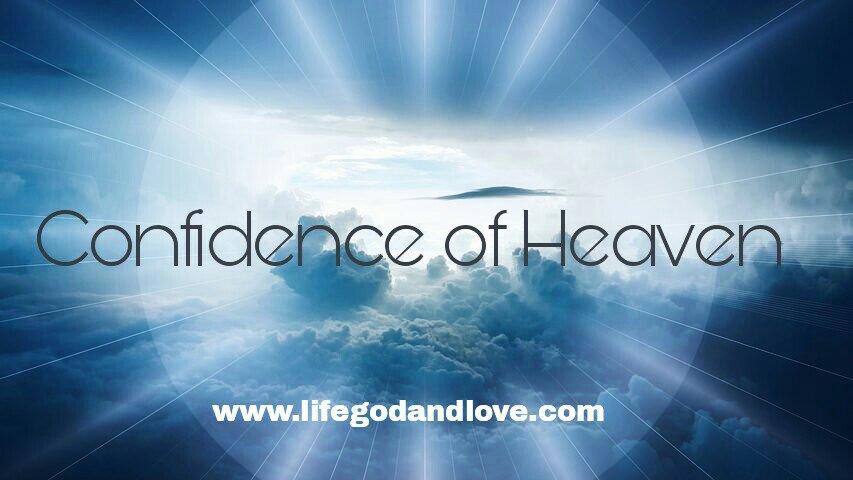Oladapo Omotosho: Confidence of Heaven