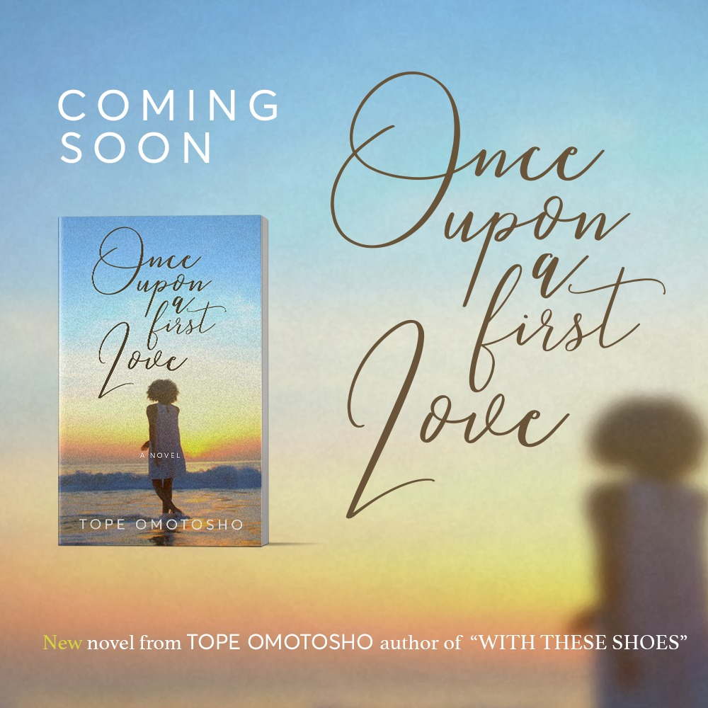 My New Novel: Once Upon a First Love