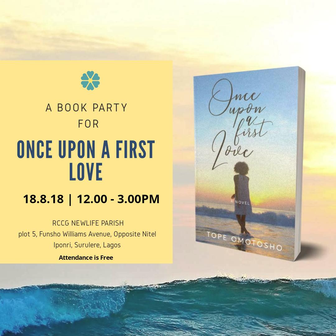 Oufl Book Party!